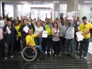 SIPESP Participa do Movimento Unificado dos Servidores Públicos do Estado de São Paulo Contra o PLP 257/2016