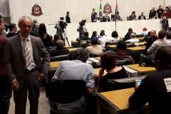 SIPESP presente na Assembléia Legislativa contra a PL 920/2017