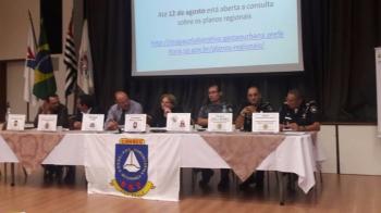 SIPESP participa de reunião do CONSEG