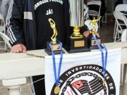 Organizador do Torneio de Futebol. Diretor SIPESP, Elísio de Santanna