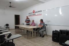 Presidente do SIPESP visita o interior de São Paulo