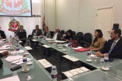Grupo de Estudos se reúne para tratar do Plano de Reestruturação da Polícia Civil