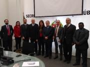 Presidente do SIPESP é recebido pelo Secretário da Segurança Pública