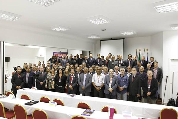 XV Congresso da COBRAPOL - Florianópolis/SC