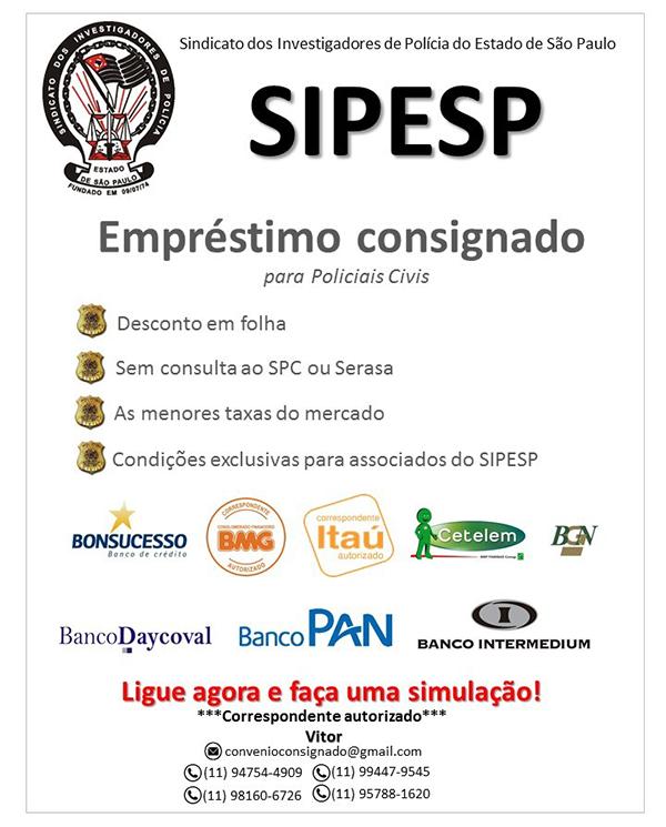 Empréstimo Consignado SIPESP